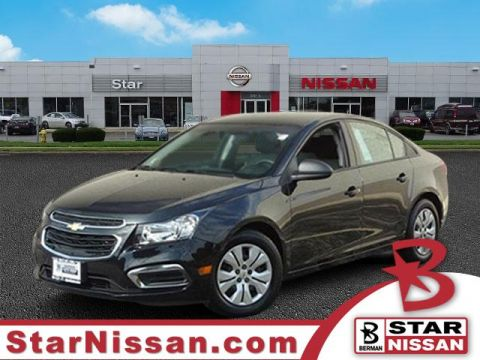 Used Chevrolet Cruze Limited LS