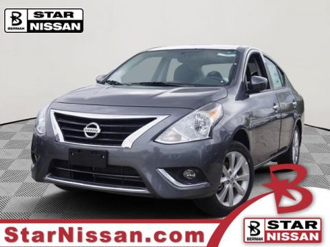 New Nissan Versa Sedan SL