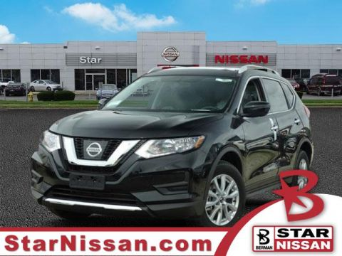 New Nissan Rogue SV