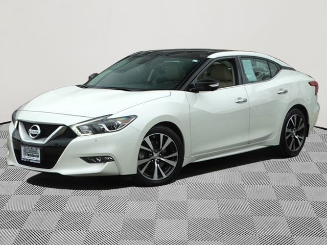 Certified Pre Owned 2017 Nissan Maxima Platinum