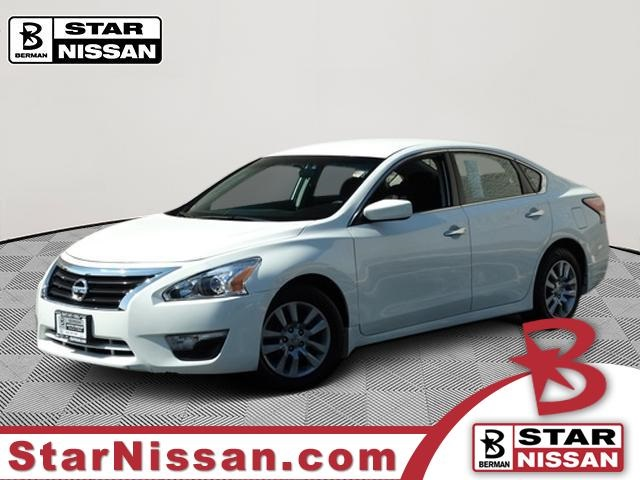 Attractive Certified Pre Owned 2015 Nissan Altima 2.5 S