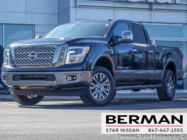 Certified Pre-Owned 2018 Nissan Titan XD Platinum Reserve