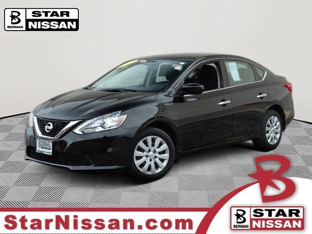Certified Pre Owned 2016 Nissan Sentra S