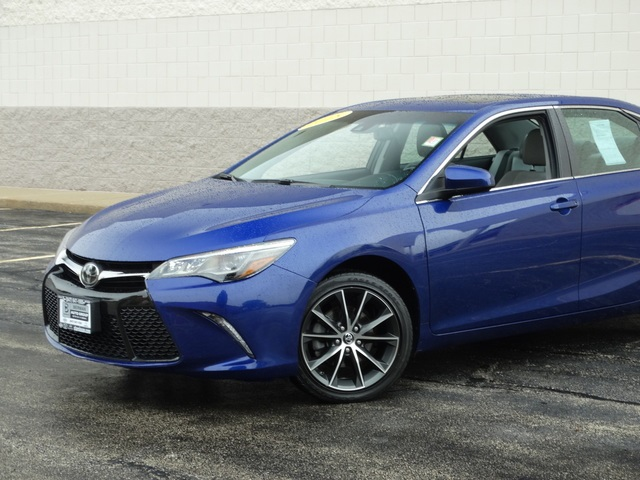 Pre Owned 2015 Toyota Camry Xse V6 4d Sedan In Niles Sp11437 Star