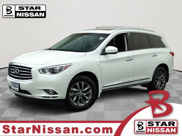 Pre Owned 2015 Infiniti Qx60 Base 4d Sport Utility In Niles Sp11303