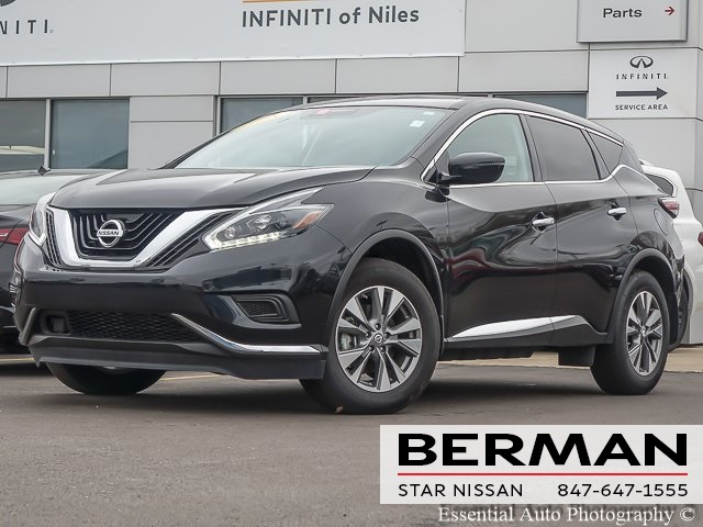 Certified Pre-Owned 2018 Nissan Murano S