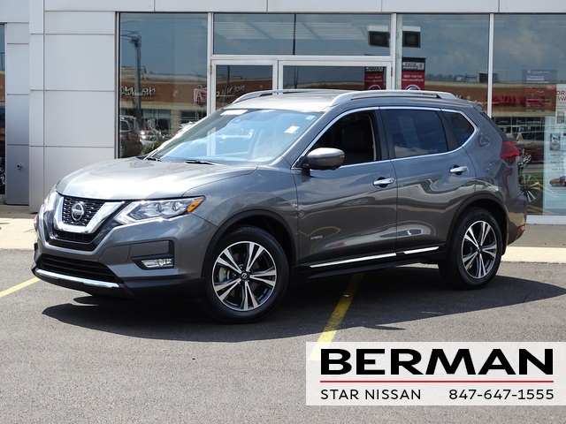 Certified Pre-Owned 2018 Nissan Rogue Hybrid SL