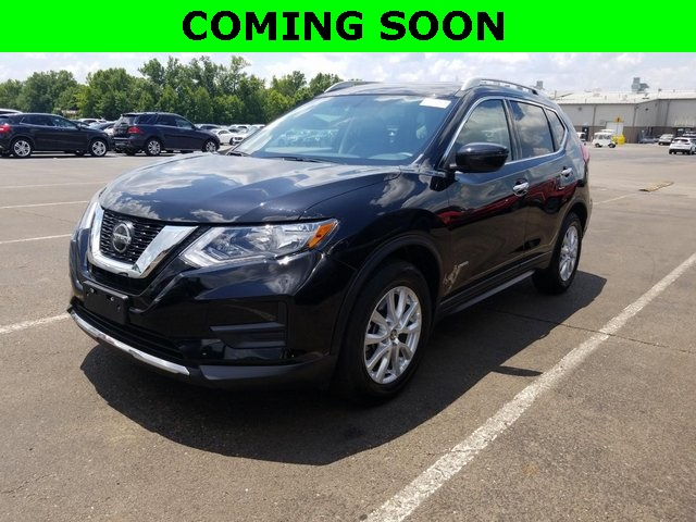 Pre-Owned 2018 Nissan Rogue Hybrid SV