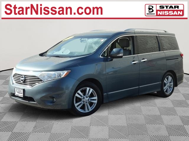 Pre-Owned 2011 Nissan Quest 3.5 SL