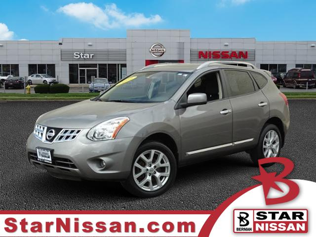 PreOwned 2011 Nissan Rogue S Sport Utility in Niles 26656A