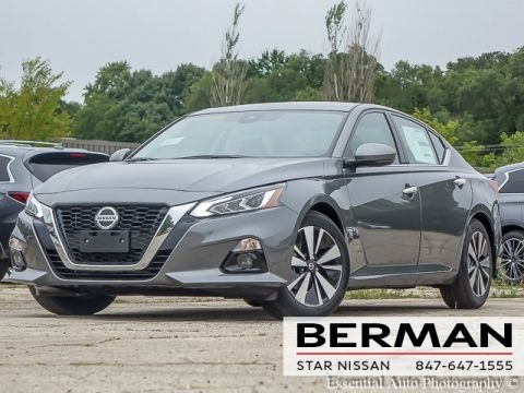 New 2019 Nissan Altima 2.5 SV