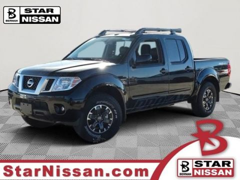 New 2018 Nissan Frontier PRO-4X
