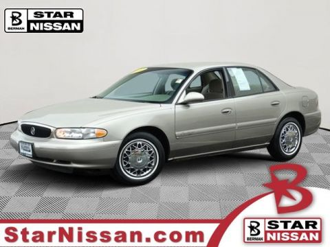 Pre-Owned 2002 Buick Century Custom