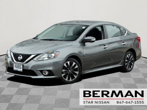 Certified Pre-Owned 2016 Nissan Sentra SR