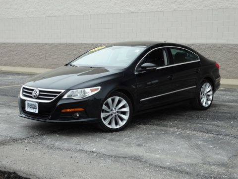 Pre-Owned 2011 Volkswagen CC Lux